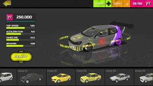 Project drift 2.0 mod apk android 1.3 screenshot