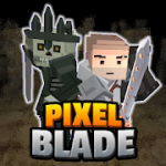 Pixel Blade M Season 5 MOD APK android 9.0.6
