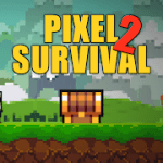 Pixel Survival Game 2 MOD APK android 1.987