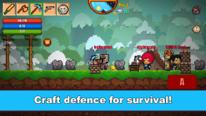 Pixel survival game 2 mod apk android 1.987 screenshot
