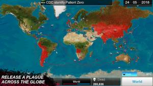 Plague inc mod apk android 1.18.6 screenshot