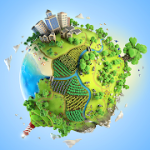 Pocket Build Unlimited open-world building game MOD APK android 3.66