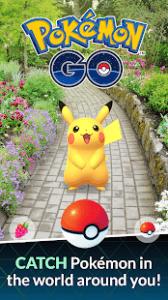 Pokemon go mod apk android 0.215.2 screenshot