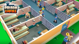 Prison empire tycoon idle game mod apk android 2.3.6 screenshot