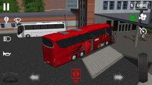 Public transport simulator coach mod apk android 1.2.2 screenshot