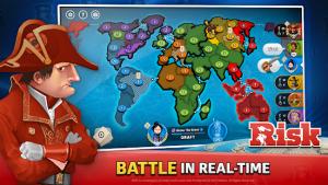 Risk global domination mod apk android 3.1.3 screenshot
