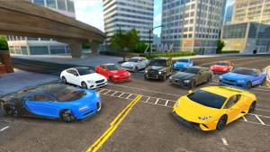 Racing in car 2021 pov traffic driving simulator mod apk android 2.6.0 screenshot
