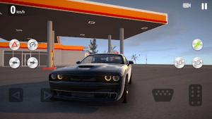 Real driving school mod apk android 1.2.2 screenshot