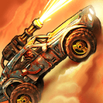 Road Warrior Combat Racing MOD APK android 1.2.1