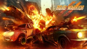 Road warrior combat racing mod apk android 1.2.1 screenshot