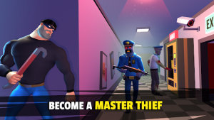 Robbery madness 2 stealth master thief simulator mod apk android 2.0.8 screenshot