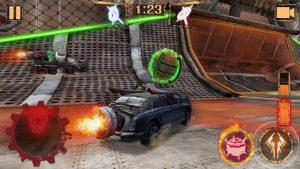 Rocket car ball mod apk android 2.2 screenshot