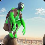 Rope Frog Ninja Hero Strange Gangster Vegas MOD APK android 1.5.8