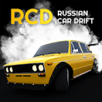 Russian Car Drift MOD APK android 1.9.2