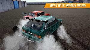 Russian car drift mod apk android 1.9.2 screenshot