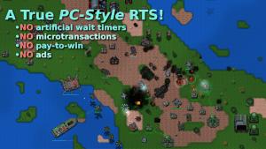 Rusted warfare rts strategy mod apk android 1.15p3 screenshot