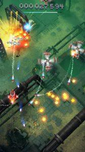 Sky force reloaded mod apk android 1.97 screenshot