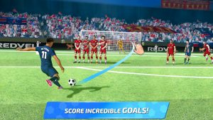 Soccer star 2021 football cards the soccer game mod apk android 1.2.2 screenshot