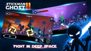 Stickman ghost 2 galaxy wars mod apk android 7.5 screenshot