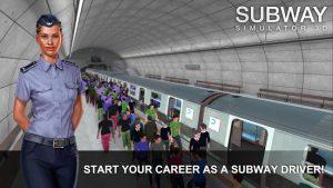 Subway simulator 3d mod apk android 3.7.0 screenshot