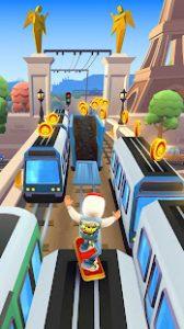 Subway surfers mod apk android 2.20.0 screenshot