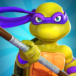 TMNT  Mutant Madness MOD APK android 1.36.0