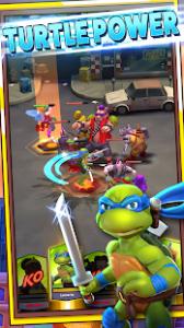 Tmnt mutant madness mod apk android 1.36.0 screenshot