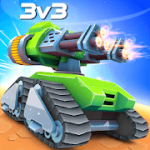 Tanks A Lot Realtime Multiplayer Battle Arena MOD APK android 3.05