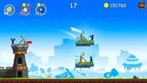 The catapult 2 mod apk android 6.0.1 screenshot