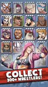 The muscle hustle slingshot wrestling game mod apk android 1.35.2889 screenshot