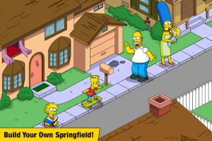 The simpsons tapped out mod apk android 4.50.5 screenshot