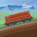 Train Simulator 2D Railroad Game MOD APK android 0.1.83