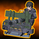 Turret Defense Tower Defense MOD APK android OAT-0.1.0