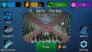 Turret defense tower defense mod apk android oat 0.1.0 screenshot