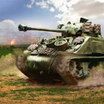US Conflict Tank Battles MOD APK android 1.14.80