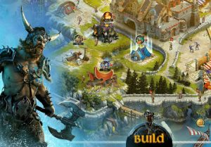 Vikings war of clans mod apk android 5.1.2.1574 screenshot