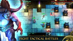 Warhammer quest silver tower turn based strategy mod apk android 1.4005 screenshot