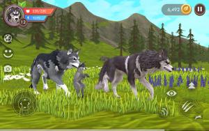 Wildcraft animal sim online 3d mod apk android 20.1 screenshot