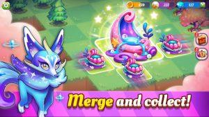 Wonder merge magic merging and collecting games mod apk android 1.3.08 screenshot