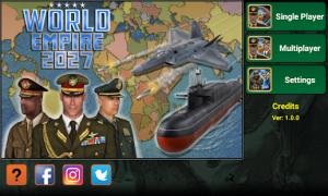 World empire 2027 mod apk android we 1.7.7 screenshot