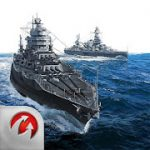 World of Warships Blitz Gunship Action War Game MOD APK android 4.3.0