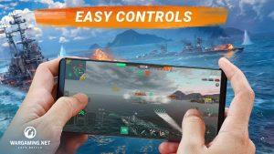 World of warships blitz gunship action war game mod apk android 4.3.1 screenshot