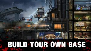 Zero city last bunker zombie shelter survival mod apk android 1.25.0 screenshot
