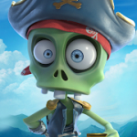 Zombie Castaways MOD APK android 4.32.1