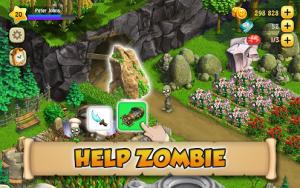 Zombie castaways mod apk android 4.32.1 screenshot