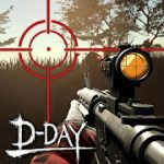Zombie Hunter D-Day Offline Shooting Game MOD APK android 1.0.825