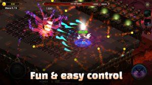 Angel saga hero action shooter rpg mod apk android 1.57 screenshot