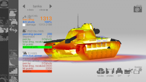 Armor inspector for wot mod apk android 3.9.1 screenshot