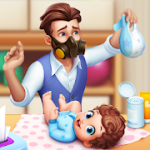 Baby Manor Baby Raising Simulation & Home Design MOD APK android 1.15.2