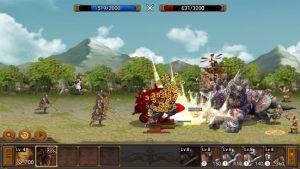 Battle seven kingdoms kingdom wars2 mod apk android 3.0.7 screenshot